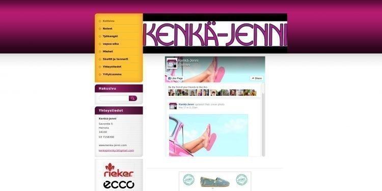 Kenkä-Jenni